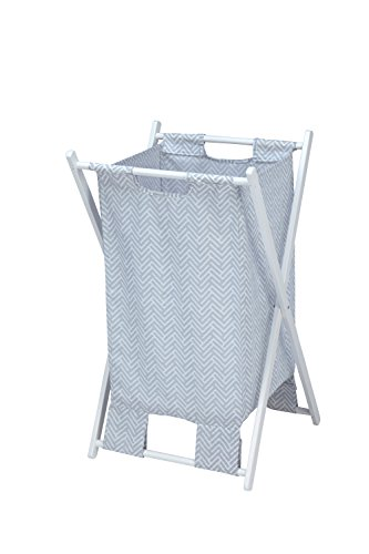happy-chic-baby-by-jonathan-adler-nursery-hamper-emma-collection-solid-grey-13-x-12-x-215