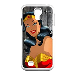 Samsung Galaxy S4 I9500 Phone Case Captain America And Wonder Woman AL389565