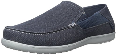 舒服好穿又便宜!crocs 男士一脚蹬舒适休闲鞋 8码