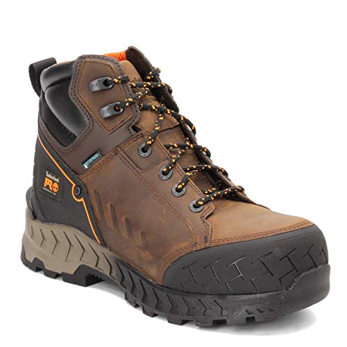 """Timberland PRO Work Summit 6"""" Composite Safety Toe"""