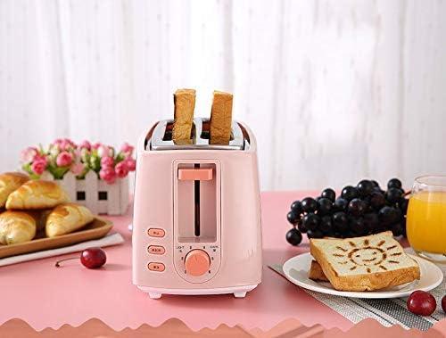 WZLJW Automatique Grille-Pain Grille-Pain Machine à Pain Toster Petit déjeuner Machine électrique de Cuisson Machine électroménager de Cuisine ggsm