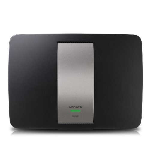 Linksys-EA6300-AC1200-Router-Smart-WiFi-Wireless-Dual-Band-24-5GHz-802-Certified-Refurbished