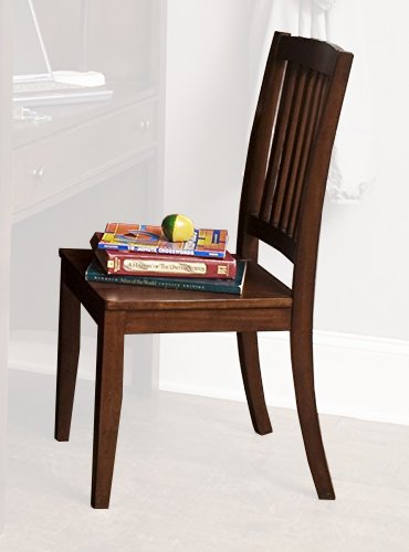 - Liberty Furniture INDUSTRIES 628-BR195 Chelsea Square Student Desk Chair, 18