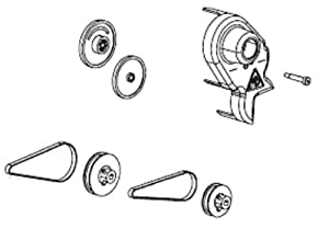 Zebra 79818M kit para impresora - Kit para impresoras (ZM400, ZM600)
