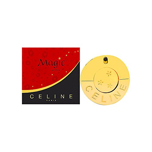 - Magic by Celine for Women 0.25 oz Eau de Parfum Spray Deluxe Refillable Spray