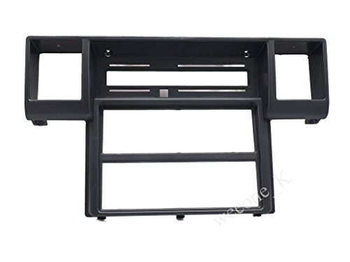 Radio Vent Surround Bezel Cover Trim In Black Color Mitsubishi L200 Cyclone Pickup / Mitsubishi Mighty Max Pickup 1987-1996