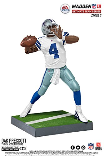 Collectible Resin Figure - McFarlane Dallas Cowboys Dak Prescott Madden Figure