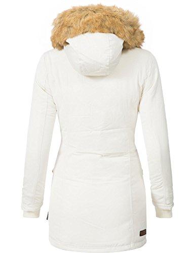 XXL Blanc Couleurs XS d'hiver XS 15 Marikoo Karmaa Dame 5XL Veste pour Pq6vpxwgv