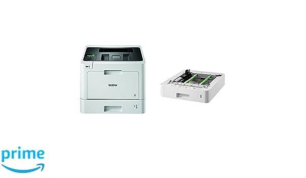 Brother HL-L8260CDWLT - Impresora láser HL-L8260CDW (color, WiFi ...