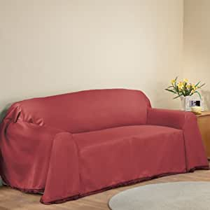 "Amazon NEW FURNITURE THROW COVERS Sofa Cover 70"" x"