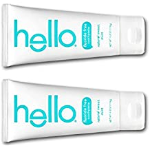 Oral Care hello Toothpaste,all Natural 2 Pack 4.2 oz each (Sweet Mint)