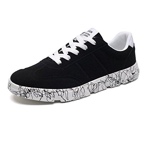 in scarpe Resistente disponibili all'abrasione da Sunny Grigio Nero skateboard colori da Color college sono con amp;Baby Dimensione 42 sneakers maschile tendenza Le di molti EU 6TqwATFE