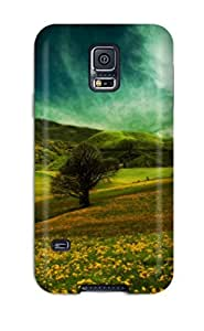 For Galaxy S5 Case - Protective Case For Art Marie Johnson Case