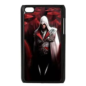 Ipod Touch 4 Phone Case Assassin's Creed F5M8205