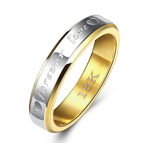 her-him-forever-love-heart-gold-silver-band-ring-promise-ring-valentine-love-couples-wedding-engagem