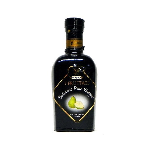 Di Negris Fruttati Balsamic Pear Vinegar, 8-Ounce by Di Negris