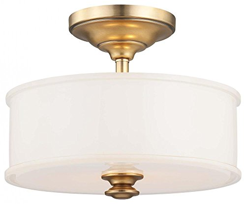 Minka Lavery 4172-249 Harbour Point Liberty Gold 2 Light