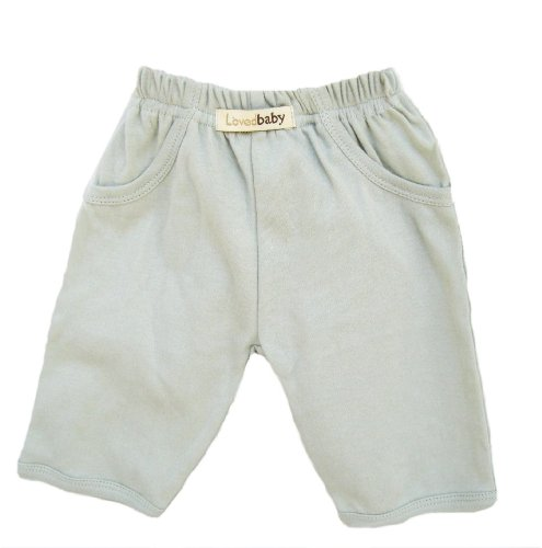 L'ovedbaby Signature Pants, Green 3-6 Months