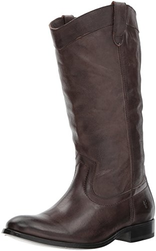 Pull Fashion Smoke Women's FRYE Boot On Melissa qRnpO