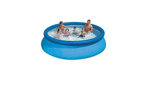 LYM & bañera Plegable Gran Piscina Inflable, Piscina para niños ...