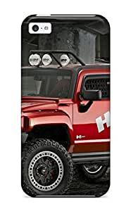 AYZGidI4518YpHNT Case Cover Protector For Iphone 5c Hummer Car Case