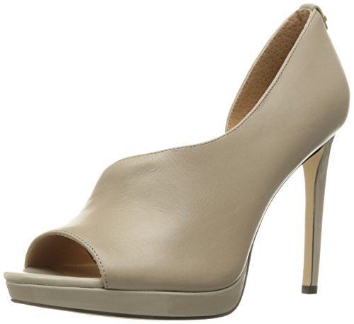 Calvin Klein Women's Saira Dress Pump, Clay, 6 M US by Calvin Klein