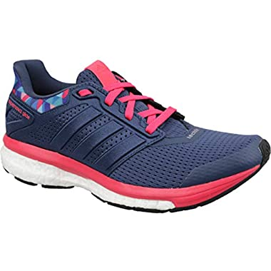 2359e143e adidas Supernova Glide 8 GFX Women s Running Shoes - SS16-6.5 - Navy Blue
