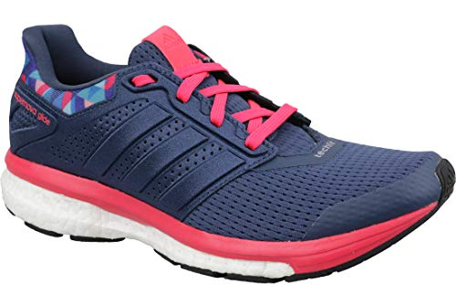 4ececf86c7dca adidas Supernova Glide 8 GFX W AQ5059 Womens Shoes Size  5 US Blue