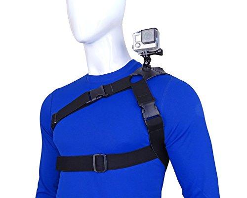 STUNTMAN Shoulder Chest Mount Cameras