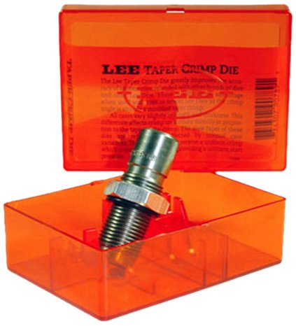 Lee Precision Taper Crimp Die Pistol Cal (Jacketed Handgun Bullets)