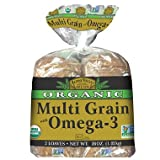 Alpine Valley Organic Multi Grain Bread, Omega-3 (18 oz, 2 pk)