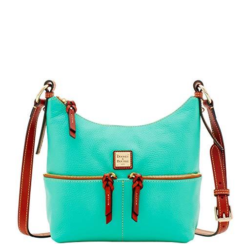 (Dooney & Bourke Pebble Grain Alyssa Crossbody Shoulder Bag)