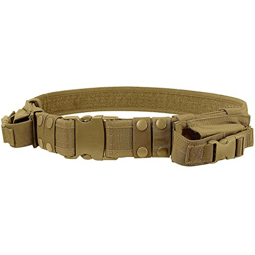 Condor Outdoor Tactical Belt One Size Coyote Brown]()