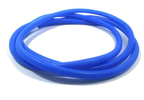 (Taylor Cable 38562 Blue Convoluted Tubing )