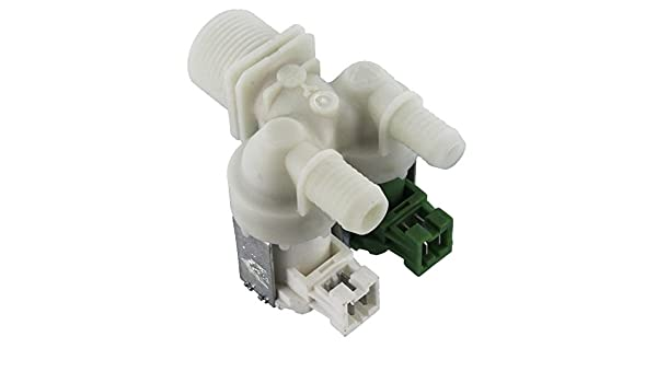 Spares2go - Válvula de llenado de entrada de agua solenoide para ...