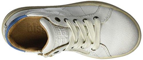 Bisgaard Schnürschuhe - Zapatillas Unisex Niños Weiß (3002-2 White)