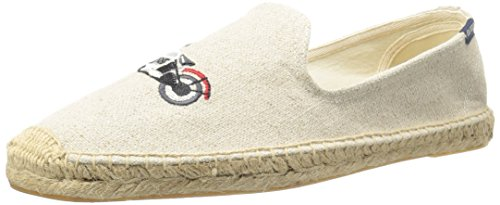 Soludos Heren Mph Roken Slipper Loafer Sand