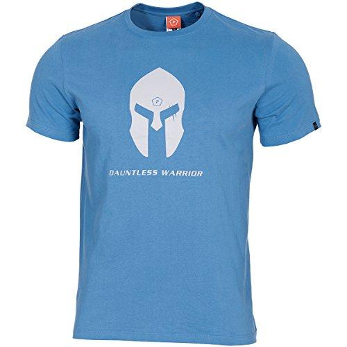 Pacific shirt Ageron Pentagon Blue Uomo T Spartan Helmet Petrol 1qH8t