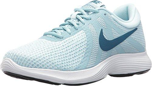 2fdc439693d70 Nike Women's Revolution 4 Running Shoe Ocean Bliss/Blue Force ...