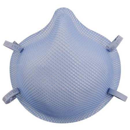 Healthcare Respiratorirator, N95, M, PK20 by Moldex