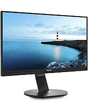 Philips LCD Monitor with USB-C Dock 272B7QUPBEB/00, Black