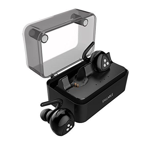 Wireless Earbuds with Charging Case, Stereo Mini Wireless Bluetooth Earphones Headphones, Sweat-proof...