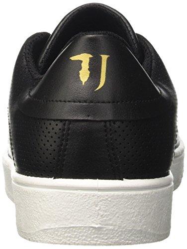 Trussardi Jeans Herren 77s57153 Low-Top Schwarz
