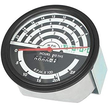 Amazon.com: All States Ag Parts Tachometer Gauge John Deere ... on