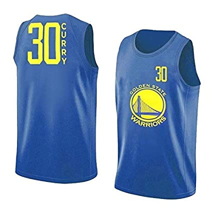 e733a5ddd Outerstuff Stephen Curry Golden State Warriors  30 Youth Road Jersey Blue  Christmas presents