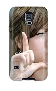 Galaxy S5 Case, Premium Protective Case With Awesome Look - Hwang Mi Hee Cute