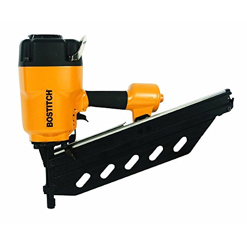 BOSTITCH Framing Nailer, Heavy-Duty Timber, 21 Degree, 5-1/8-Inch (BRT130)