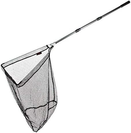 Arapaima Fishing Equipment® Teleskopkescher 'Basic II' mit Metallgelenk | Angelkescher | Klappkescher