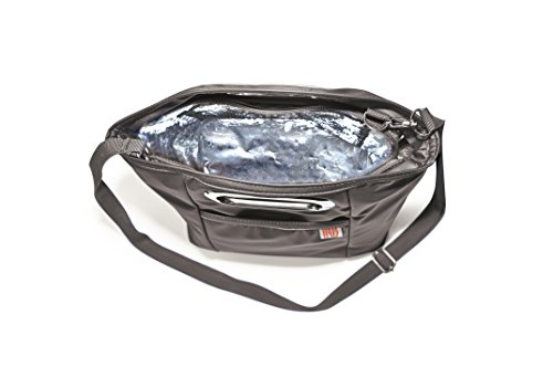 Polyester Lady II Lunch Grey Bag IRIS B1qTOa