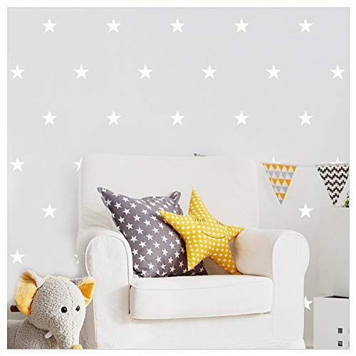 Stars vinyl wall pattern sticker decals (3